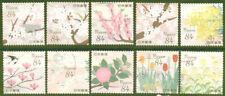 Japan - Greetings stamps Spring 2020