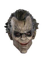Mens Adult Batman Clown The Dark Knight Rises Joker Mask Costume Accessory