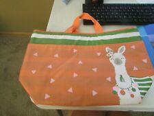 Thirty one thermal tote lunch bag, llama print