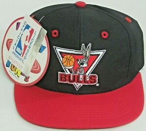 NBA Chicago Bulls Multi-Color Youth Looney Tunes Adj Snap Back Hat By Logo 7