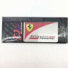 1PC Metal car badge logo scuderia aluminum sticker fit for Ferrari