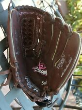 Rawlings Girls 12 Inch Fast Pitch Softball Glove Wfp120Pc Right Hand Thrower Nwt