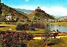 Cochem an der Mosel mit Burg, Ansichtskarte