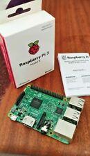 Raspberry Pi 3 Model B 3B +8GB SD card inc. +Raspberry Pi OS installed UK stock