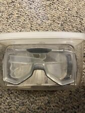 New listing Tusa M-30 Pano Geo Dive Mask (Can't Really Tell If It's Been Used Or Not)