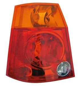 LH Left Driver side Taillamp light Lens/Housing fits 2005 2008 Chrysler Pacifica