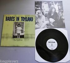 Babes In Toyland - To Mother 1991 TwinTone LP with Insert