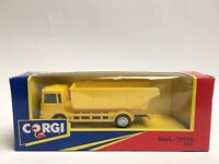 Corgi Man Tipper 91040metal Truck Lorry Boxed 91040
