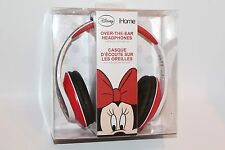 Disney Minnie Mouse Over The Ear Headphones iHome Built In Microphone eKids