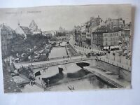 Ansichtskarte Strassburg Elsass Illpanorama um 1900??