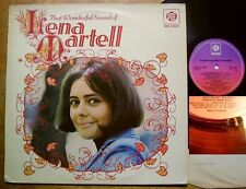 Lena Martell - That wonderful sound of UK'74 rotes Vinyl / translucent RED WAX