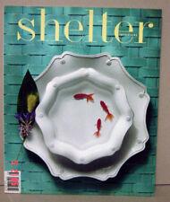 SHELTER INTERIORS MAGAZINE July-Aug. 2004