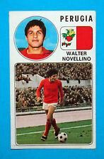 CALCIATORI PANINI 1976-77-Figurina-Sticker n. 228 - NOVELLINO - PERUGIA -Rec