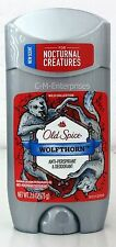 Old Spice Wild Collection Wolfthorn Invisible Solid Antiperspirant Deodorant
