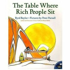 The Table Where Rich People Sit-ExLibrary