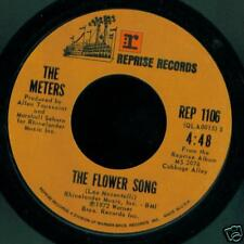 The Meters 45 The Flower Song/Cabbage Alley    MINT