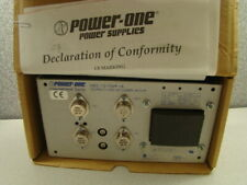 Power-One HD5-12/OVP-A Power Supply, 5VDC, 12A