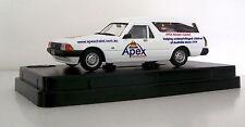 """Apex Australia  """"Magic Castle"""" Code 2 Trax TR70C XD Ford White Diecast Van 1:43"""