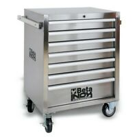 Beta C04TSS-7 Stainless Steel Roller Cab 7 Drawers Toolbox 680 x 470 x 935mm
