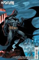 🚨🔥 FUTURE STATE THE NEXT BATMAN #4 Jim Lee Scott Williams Variant NM Gemini