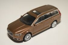 A13 1:43 RASTAR VOLVO V70 METALLIC BROWN NEAR MINT CONDITION
