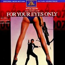 FOR YOUR EYES ONLY Soundtrack (Bill CONTI) - Deluxe Edition