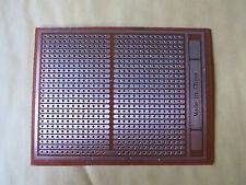 10x Stripboard 7x9cm Prototype paper uncut hole circuit Board Breadboard vero