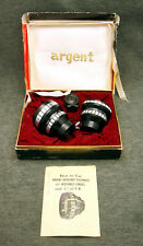Vintage DeLuxe Argent Model V Telephoto Wide Angle Lens Kit For Polaroid Cameras