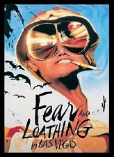 (FRAMED) FEAR & LOATHING IN VEGAS MOVIE POSTER 96x66cm PRINT PICTURE