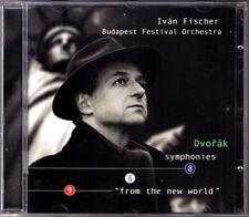 Ivan Fischer, Budapest FO Antonin Dvorak - Dvorak: Symphonies 8 & 9 ( CD)
