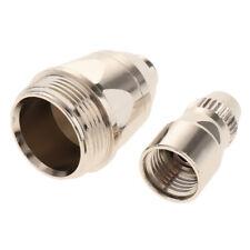 Plasma Cutting Consumables 1.3mm Tip Nozzle Electrode f/ CUT100 LGK80 LGK100
