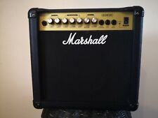 Marshall Guitar Amp G15R CD Practice Combo Amplifier Custom Loudspeaker