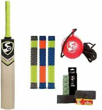 SG Cricket Kit IBall (Ball with Cord) Phoenix Xtreme' Kashmir Willow Cricket bat