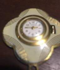 Parts or repair # 298 Ladies Pendant Watch by Caravelle,Mechanical Movement