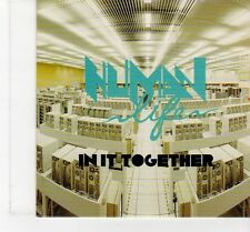 (FT348) Human Life, In It Together - 2010 DJ CD