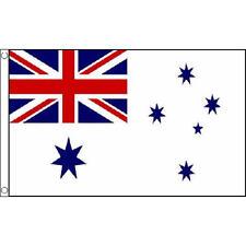 Australia Navy Ensign Flag 5Ft X 3Ft Australian Navy Naval Banner With 2 Eyelets