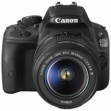 Canon Black Digital Cameras