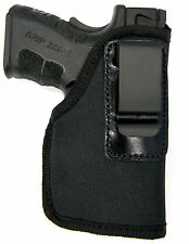 RH INSIDE PANTS IWB CONCEALMENT COMBAT GRIP HOLSTER - WALTHER PK380 with LASER