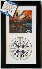 BRAD PAISLEY SIGNED CD DISPLAY BAS COA BECKETT AUTOGRAPHED COUNTRY MUSIC ALBUM