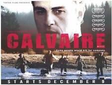 CALVAIRE Movie POSTER 27x40 Laurent Lucas Jackie Berroyer Philippe Nahon