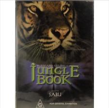JUNGLE BOOK - SABU - DVD - 1942 RUDYARD KIPLING MOVIE - RARE OOP ORIGINAL - R4