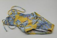 River Woods Girl Leaf Pattern Onepiece Swimsuit RRP $50 NIP SIZE 4