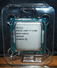 Intel Core i7-4790K 4.0 GHz Quad-Core LGA1150 Processor Haswell SR219 USA SELLER