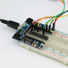 Breadboard Power Supply 3.3V and 5V with Micro USB and FT232RL for Arduino Kit