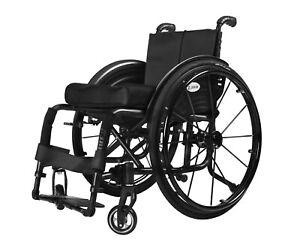 Rollstuhl Aktiv Sport Aluminium faltbar NEU!