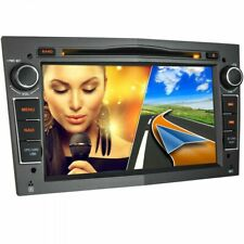 AUTORADIO GPS SAT NAVI DVD USB PASSEND FÜR OPEL ZAFIRA ASTRA CORSA MERIVA VIVARO