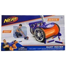 New Nerf Dart Rover Clean Pick Up Darts Non Slip Wheels Adjustable Handle