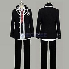 Ao No Exorcist Okumura Rin Cosplay Costume