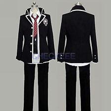 Ao No Exorcist Okumura Rin Cosplay Costume