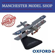 Oxford Diecast AD003 1:72 Bristol F2B J7624 A Flight 2 Squadron NEW CLEARANCE